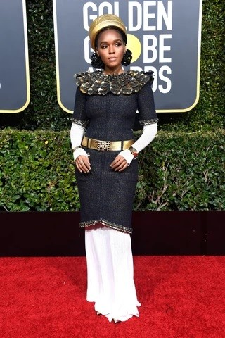 Janelle mon%c3%a1e in chanel