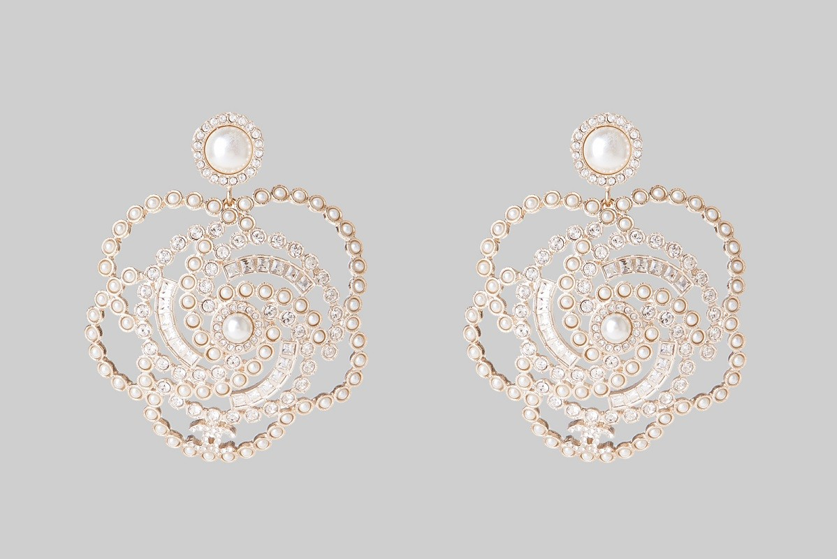 Boucles d'oreilles en or LINEA PIU LUXURY ITEMS