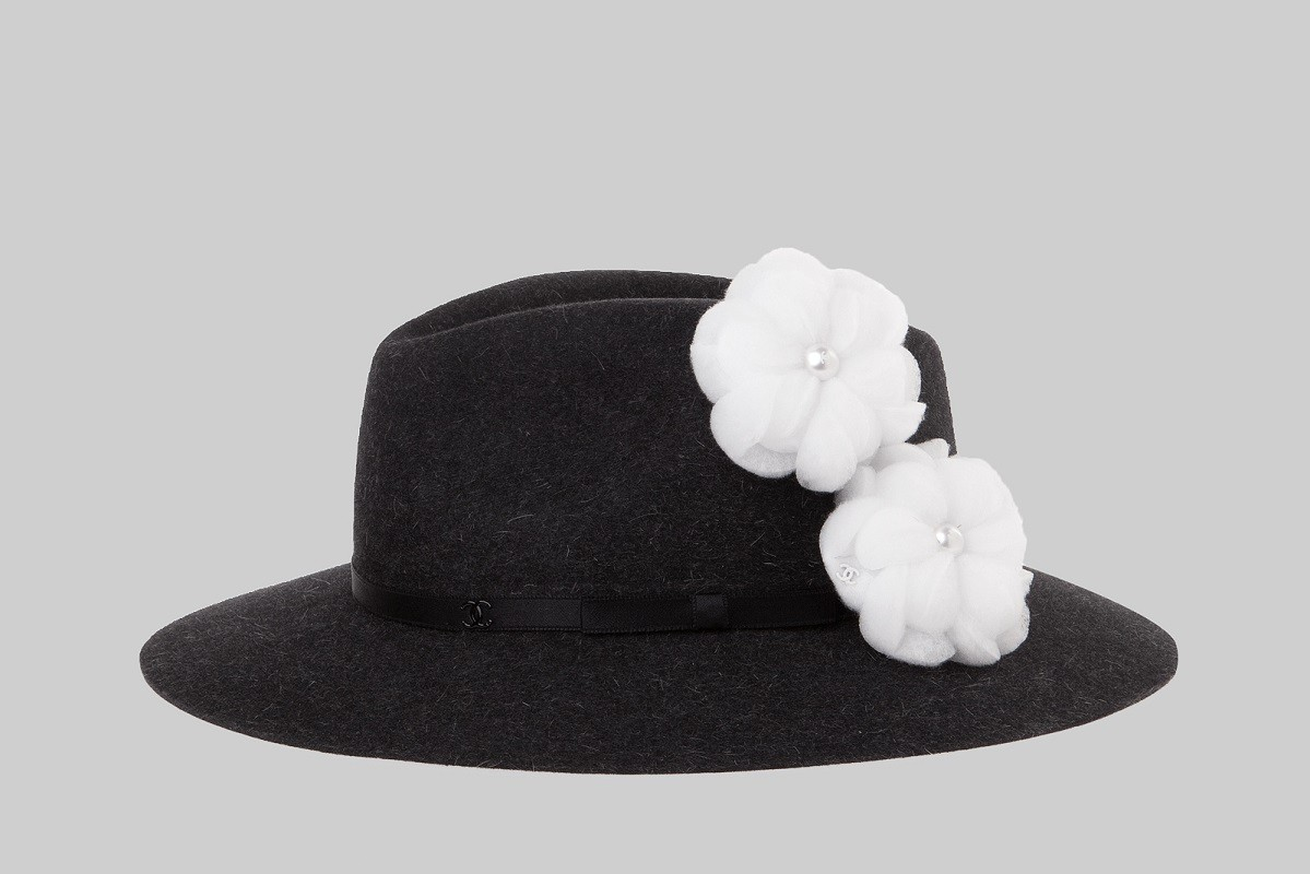 Chapeau en feutre LINEA PIU LUXURY ITEMS