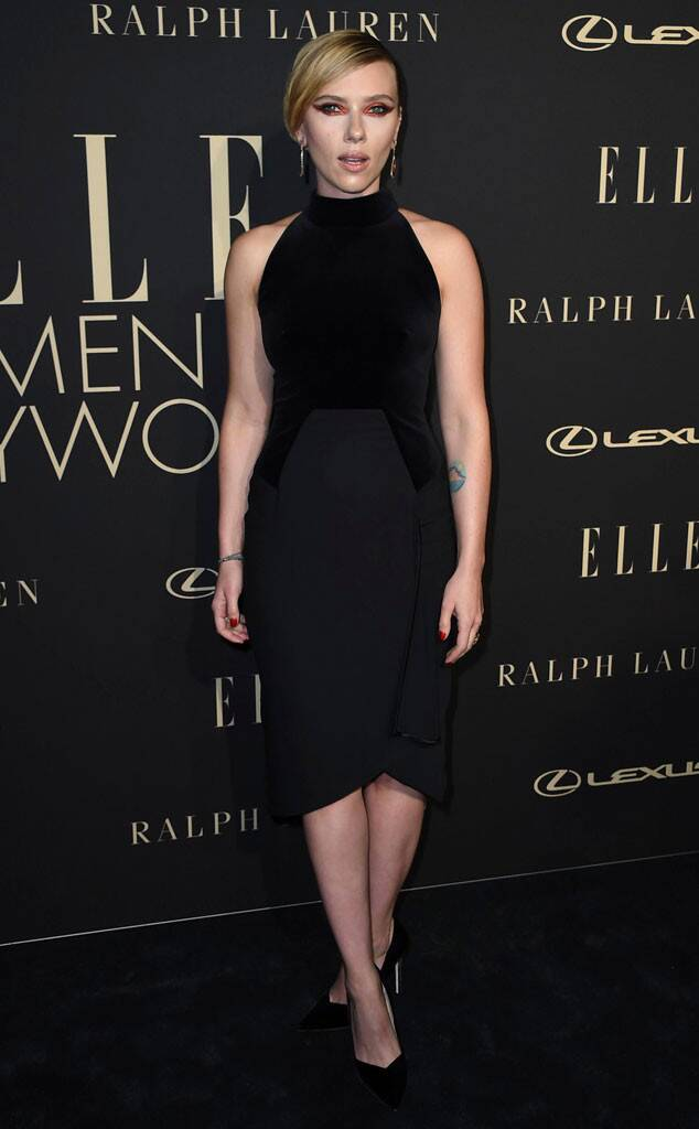 Scarlett johansson in tom ford